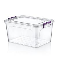 Hobby Life Plastik 25 Lt Diktörtgen Multi Box Saklama Kabı