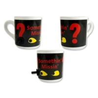 Cix Plug Mug -Tıpalı Kupa