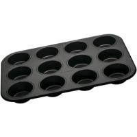 Zenker 12' Li Muffin Kek Kalıbı Siyah