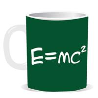 Liva E=Mc2 Kupa Bardak (Yeşil)