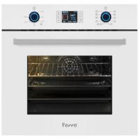 Ferre 10003 (BE10 LD) Beyaz Dokunmatik Dijital Ankastre Fırın