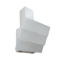FR B ELİT 600 (Ferre Beyaz Yatık Cam Davlumbaz )