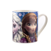 Loveq Kupa Porselen Frozen 11,5X8X9,5 Cm