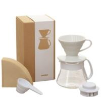 Hario V60 01 Kahve Demleme Kiti - Seramik