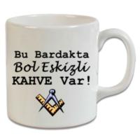 XukX Dizayn Bu Bardakta Bol Eskizli Kahve Var Mimar Kupa