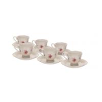 Karaca Karen Kahve Takımı Gy15-Xhk01