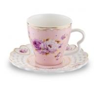 Karaca Soft 6 Kişilik Kahve Fincan Takımı Delikli