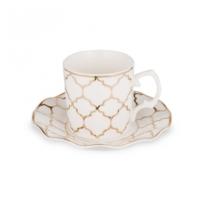Karaca Gold 6Lı Kahve Seti Hy-G01-Ccs