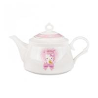 Karaca Hello Kitty Soft Pembe Demlik 3123-2