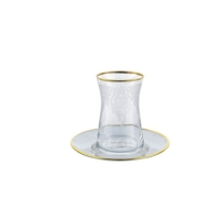 Palast Çay Seti - Heybeli 12 Parça Altın (ALT02)