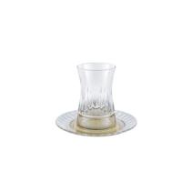 Palast Çay Seti - Heybeli 12 Parça Amber (AMB02)