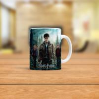 KFBimilyon Harry Potter Poster Baskılı Kupa Bardak