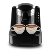 Arzum Okka Türk Kahve Makinası - Krom Siyah