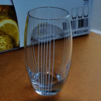 Paşabahçe 41020 Çizgi 12 Adet Barel Su - Meşrubat Bardağı