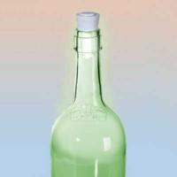 Out Of The Blue Bottle Stopper With Light - Işıklı Şişe Tıpası - Şişe Işığı