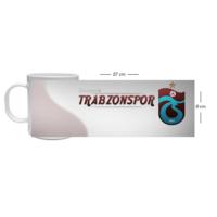 Fotografyabaskı Trabzonspor Taraftar Beyaz Kupa Baskı