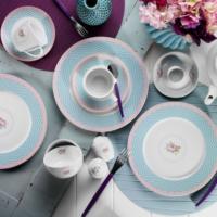 Kütahya Porselen 33 Parça 9381 Desen Kahvaltı Takımı