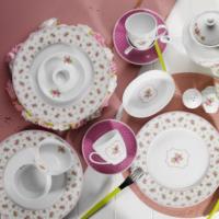 Kütahya Porselen 33 Parça 9382 Desen Kahvaltı Takımı