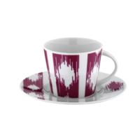 Kütahya Porselen Mitterteich 8771 Desen Çay Fincan Takımı