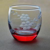 Başak Paşabahçe 41010 Doğa(Kırmızı) Barrel Su - Meşrubat Bardağı 12 Adet