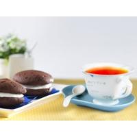 Pratik Kalp Tasarımlı Özel Çay Fincanı