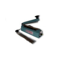 Kama Poşet Ağzı Yapıştırma Makinası 20 Cm