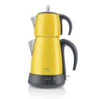 Arzum AR3037 Çaycı Klasik Çay Makinesi - Papatya