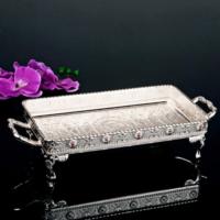 Royal Windsor Gümüş Ayaklı Tepsi
