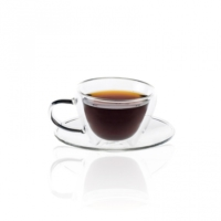 Biggcoffee Double Wall Kahve Fincan Seti