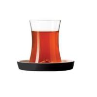 Koleksiyon İstanbul Tiryaki Çay Seti 6`Lı Siyah