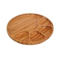 Bambum Tortil - Sunum Tabağı