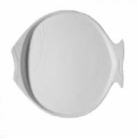 Kütahya Porselen Balık Serisi Tepsi 31 Cm