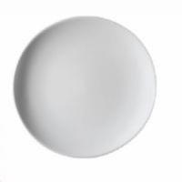 Kütahya Porselen Oval Serisi Servis Tabağı 21 Cm