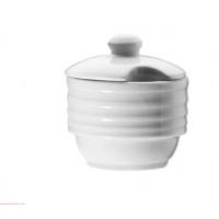 Kütahya Porselen Şato Serisi Hardallık-Pul Biberlik