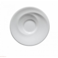 Kütahya Porselen Spiral Serisi Kahve Fincan Tabağı