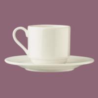 İthal Çesit 12 Parça Porselen Kahve Fincan Takımı