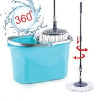 Aydemir Ticaret Döner Başlıklı Vileda Temizlik Seti- 1 Adet Mikrofiber Püskül Hediyeli