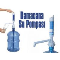 Anka Pilli Damacana Su Pompası