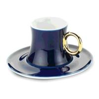 Korkmaz A8661 Freedom 6lı Kahve Fincanı Mavi