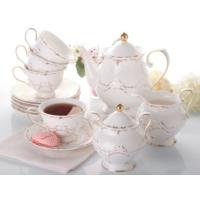 Biev 17 Parça Çay Seti