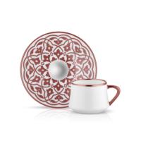 Koleksiyon Sufı Turk Kahvesı St 6Lı Lale Bakır