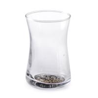LoveQ 1 No Mımoza Cam Çay Bardağı 160Ml
