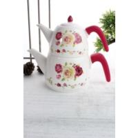 LoveQ Porselen Çaydanlık Ckr-1927-K