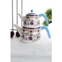 LoveQ Porselen Çaydanlık Ckr-1927-M