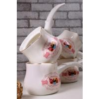 LoveQ Cupcake Porselen Cezve
