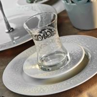 Kütahya Porselen Açelya Çay Takımı