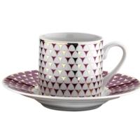 Kütahya Porselen Rüya 7512 Dekor Kahve Fincan Takımı