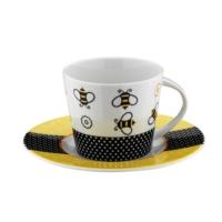 Kütahya Porselen Toledo 7104 Dekor Çay Takımı