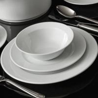 Kütahya Porselen Zümrüt 24 Parça Yemek Seti