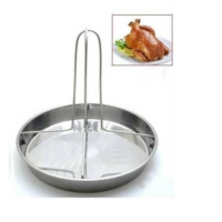Nomnom Fırında Tenekede Tavuk Pişirme Aparatı